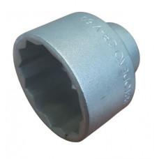 """Головка  * 60 мм.  3/4""""  12 гр.  АД  39060"""