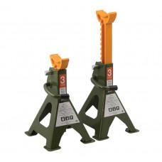 Подставка под машину зубчатые 3 т.  276-420 мм.  (2 шт.)  ДТ 900303