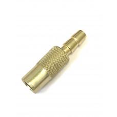 Наконечник шланга подкачки  резьбовой удлиненный  1/50шт.  PR-0865