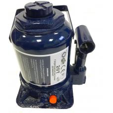 Домкрат гидравлический бутылочный   20 т.  230-465 мм.  АД 43319,   240001
