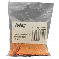 Набор электродов «звезда» (20 шт.)  FUBAG 38822