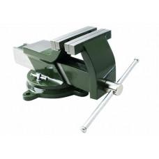 Тиски слесарные поворотные с наковальней ТСС-100    ДТ 392400