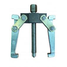 Съемник 2-х лап.120 мм. шарнирный (20-80 мм.) Толщина захвата 10 мм. АВТОМ 113460