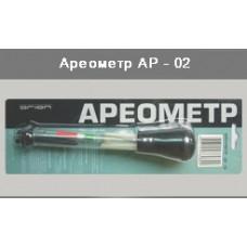 Ареометр для измерения  плотности  электролита  ОРИОН  АР-02